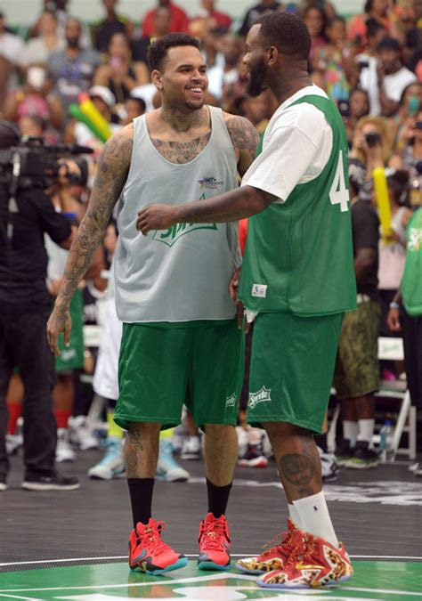 Sole Watch: 2014 BET Sprite Celebrity Basketball Game