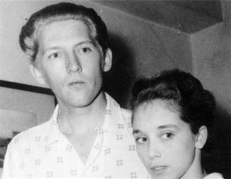 Jerry Lee Lewis & Myra Gale Brown from Zerstörerische