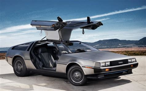 Delorean Wallpaper HD (70+ images)
