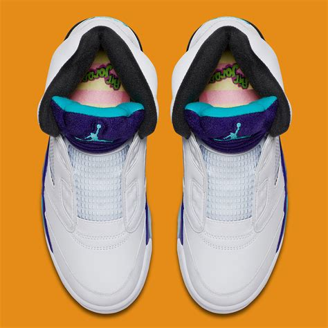 Nike Gives an Official Look at Will Smith's Air Jordan 5