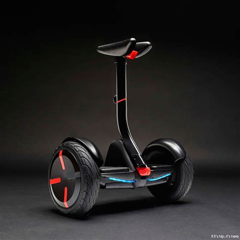 Move Over Hoverboards, The Ninebot Powered Segway miniPRO